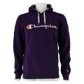Champion Hoodie Big Logo Print 2018 violett Herren