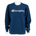 Champion Pullover Crewneck Big Logo 2019 dunkelblau Herren