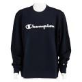 Champion Pullover Crewneck Big Logo 2019 navy Herren