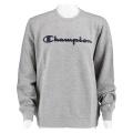 Champion Pullover Crewneck Big Logo 2019 grau Herren