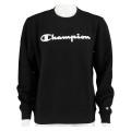 Champion Pullover Crewneck Big Logo 2019 schwarz/weiss Herren