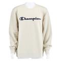 Champion Pullover Crewneck Big Logo 2019 beige Herren