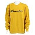 Champion Pullover Crewneck Big Logo 2019 gelb Herren