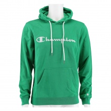 Champion Hoodie Big Logo Print 2020 grün Herren