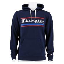 Champion Kapuzenpullover (Hoodie) Graphic Shop 2021 dunkelblau Herren