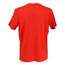 Champion Tshirt (Baumwolle) Graphic Shop C-LOGO 2021 rot Herren