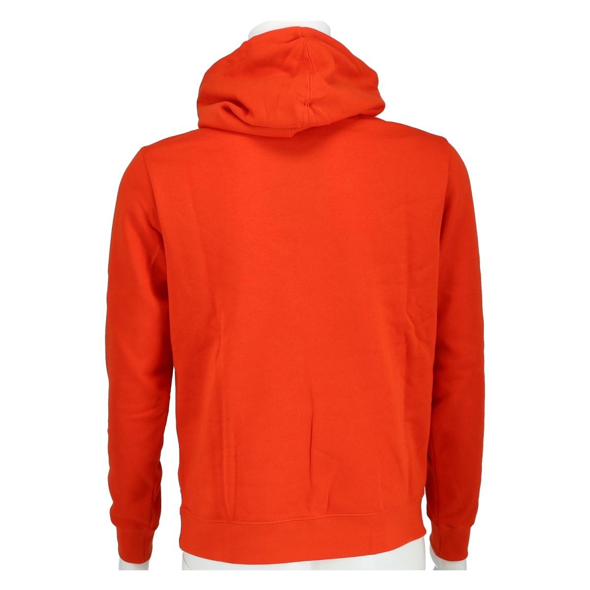 Champion Hoodie Big Logo Print 2019 orange Boys