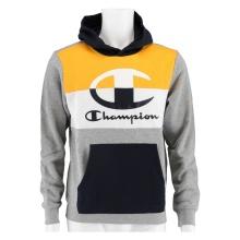 Champion Hoodie Multicolour 2019 grau/gelb/navy Boys