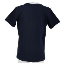 Champion Tshirt Logo Print 2019 navy Boys