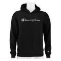 Champion Hoodie Classic Big Logo Print 2020 schwarz Boys
