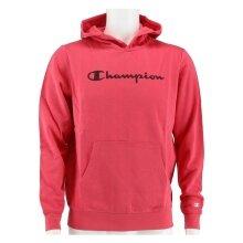 Champion Kapuzenpullover (Hoodie) Classic Big Logo Print rose Boys