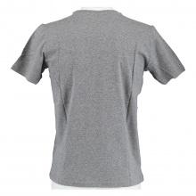 Champion Tshirt (Baumwolle) Big Logo Print 2021 grau melliert Jungen/Boys