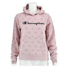 Champion Hoodie Graphic Big Logo Print 2019 rose Girls