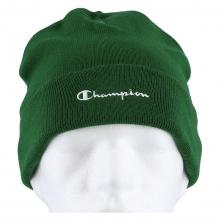 Champion Mütze (Beanie) Legacy Knit mit Schriftzug grün Kinder 1er