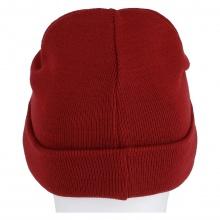 Champion Mütze (Beanie) Legacy Knit mit Schriftzug rot Kinder 1er