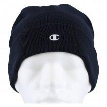 Champion Mütze (Beanie) Legacy Knit mit C-Logo navy Kinder 1er
