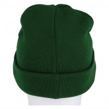 Champion Mütze (Beanie) Legacy Knit mit C-Logo grün Kinder 1er