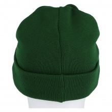 Champion Mütze (Beanie) Legacy Knit mit Schriftzug grün 1er