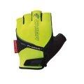 Chiba Fahrrad Handschuhe Gel Premium neongelb