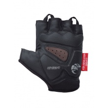 Chiba Fahrrad Handschuhe Gel Premium weiss