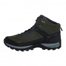 CMP Rigel Mid Trekking WP (Waterproof) grün Wander-Trekkingschuhe Herren
