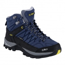 CMP Rigel Mid Trekking WP (Waterproof) blau Wander-Trekkingschuhe Herren
