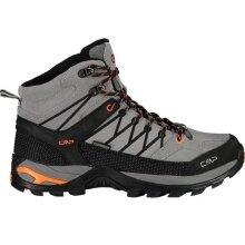 CMP Rigel Mid Trekking WP (Waterproof) zementgrau Wander-Trekkingschuhe Herren