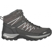 CMP Rigel Mid Trekking WP (Waterproof/wasserdicht) grau Wander-Trekkingschuhe Herren