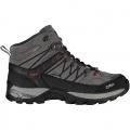 CMP Rigel Mid Trekking WP (Waterproof) graphite Outdoorschuhe Herren