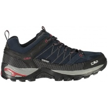 CMP Rigel Low Trekking WP (Waterproof) asphaltgrau Wander-Trekkingschuhe Herren
