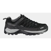 CMP Rigel Low Trekking WP (Waterproof) schwarz/grau Wander-Trekkingschuhe Herren