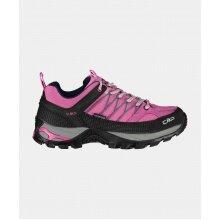 CMP Rigel Low Trekking WP (Waterproof) rosa Trekkingschuhe Damen