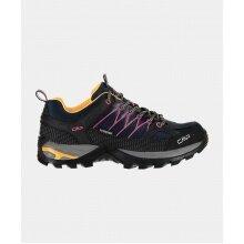 CMP Rigel Low Trekking WP (Waterproof) anthrazit/magenta Trekkingschuhe Damen
