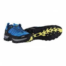 CMP Rigel Low Trekking WP (Waterproof) hellblau Trekkingschuhe Herren