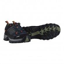 CMP Rigel Low Trekking WP (Waterproof) grau/grün Trekkingschuhe Herren