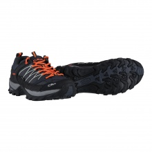 CMP Rigel Low Trekking WP (Waterproof) anthrazit/orange Trekkingschuhe Herren