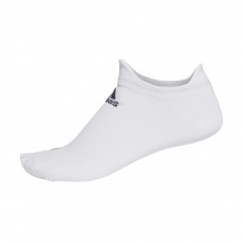 adidas Sportsocke Alphaskin No Show Ultralight weiss 1er