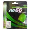 Carlton AG 66 Pro Tour weiss Badmintonsaite