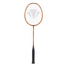 Carlton Powerblade F200 2019 orange Badmintonschläger - besaitet -