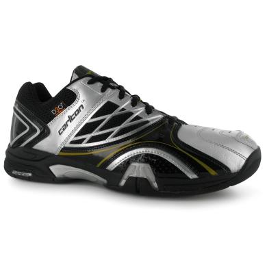 Carlton Xelerate X900 silbergrau Badmintonschuhe Herren