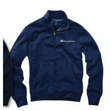 Champion Sweatjacke Full Zip Small Print 2018 navy Herren
