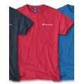 Champion Tshirt Small Print rot Herren