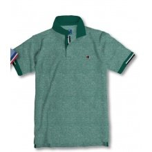 Champion Polo Oxford Piquet 2018 grün Herren