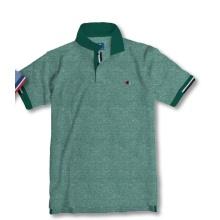 Champion Freizeit-Polo Oxford Piquet grün Herren