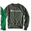 Champion Pullover 2018 olive Herren