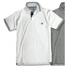 Champion Polo Piquet 2018 weiss Herren