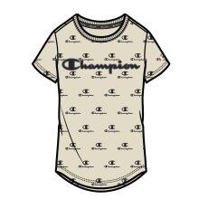 Champion Shirt Graphic Print 2019 beige Girls
