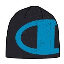 Champion Beanie (Mütze) Legacy Knit Big C-Logo schwarz Herren 1er