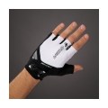 Chiba Fahrrad Handschuhe BioXcell AIR weiss/schwarz