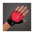 Chiba Fahrrad Handschuhe BioXcell AIR rot/schwarz